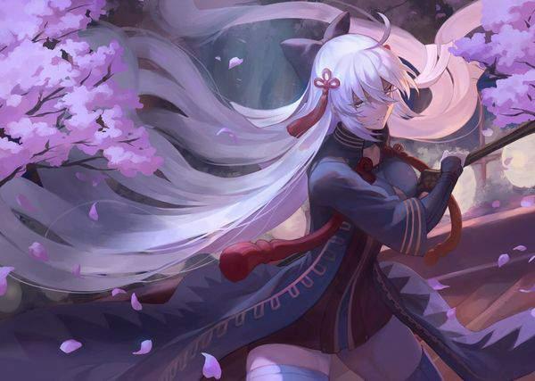 【Fate/GrandOrder】沖田総司(オルタ)のエロ画像【20】