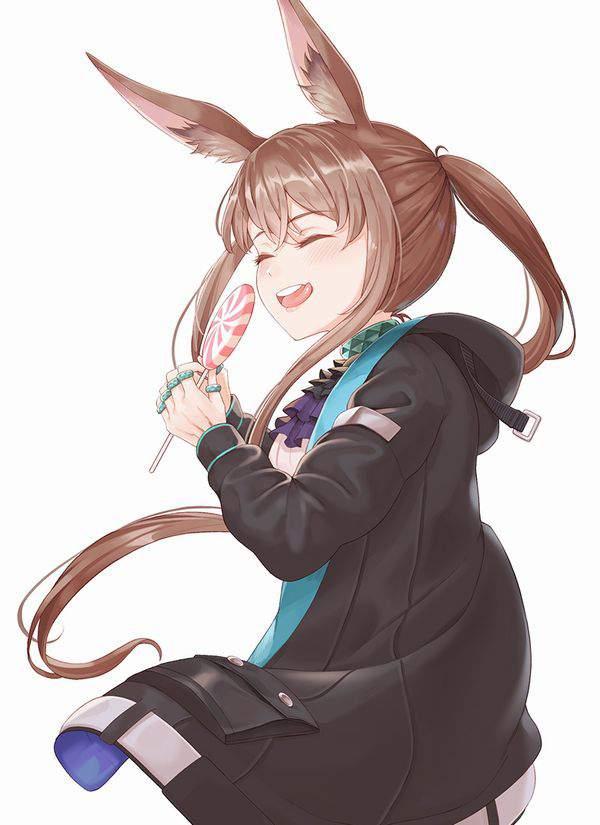 【アークナイツ】アーミヤ(Amiya)のエロ画像【34】