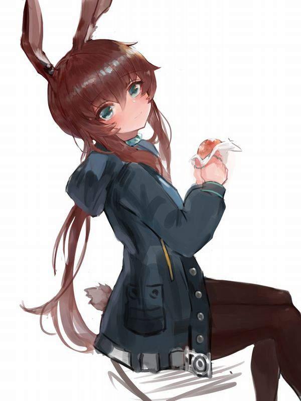 【アークナイツ】アーミヤ(Amiya)のエロ画像【46】