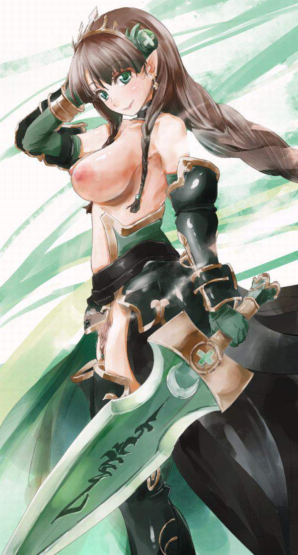 【パズドラ】ヴァルキリー(Valkyrie)のエロ画像【Puzzle&Dragons】【31】