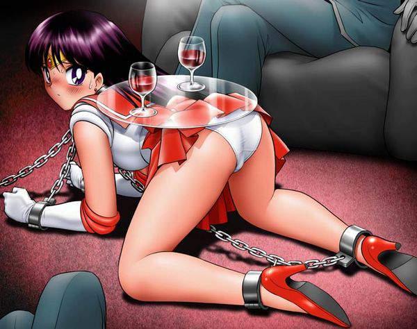 【美少女戦士セーラームーン】火野レイ(ひのれい)のエロ画像【セーラーマーズ】【3】