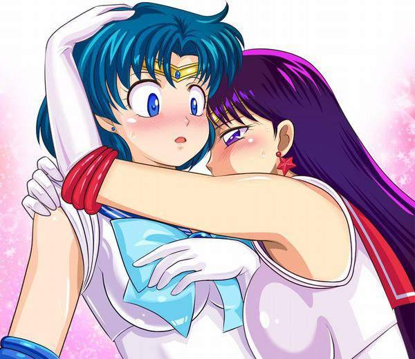 【美少女戦士セーラームーン】火野レイ(ひのれい)のエロ画像【セーラーマーズ】【47】