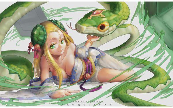 【パズドラ】玄武の化身・メイメイのエロ画像【Puzzle&Dragons】【14】