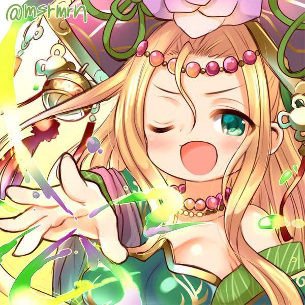 【パズドラ】玄武の化身・メイメイのエロ画像【Puzzle&Dragons】【20】