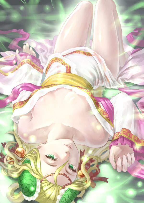 【パズドラ】玄武の化身・メイメイのエロ画像【Puzzle&Dragons】【24】