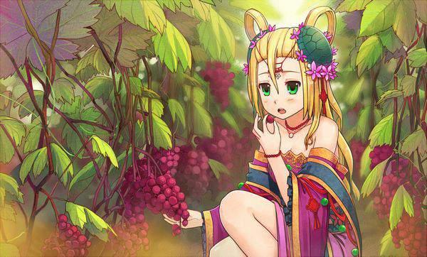 【パズドラ】玄武の化身・メイメイのエロ画像【Puzzle&Dragons】【42】