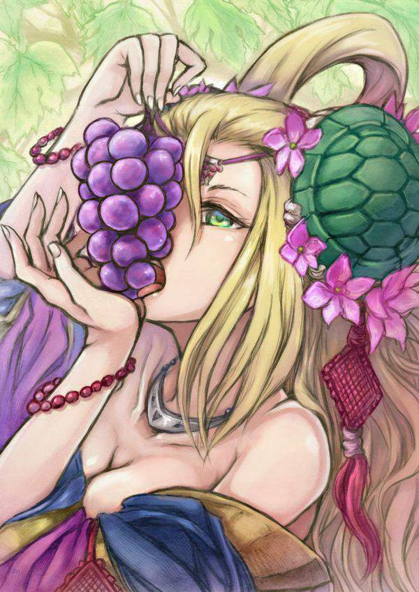 【パズドラ】玄武の化身・メイメイのエロ画像【Puzzle&Dragons】【49】