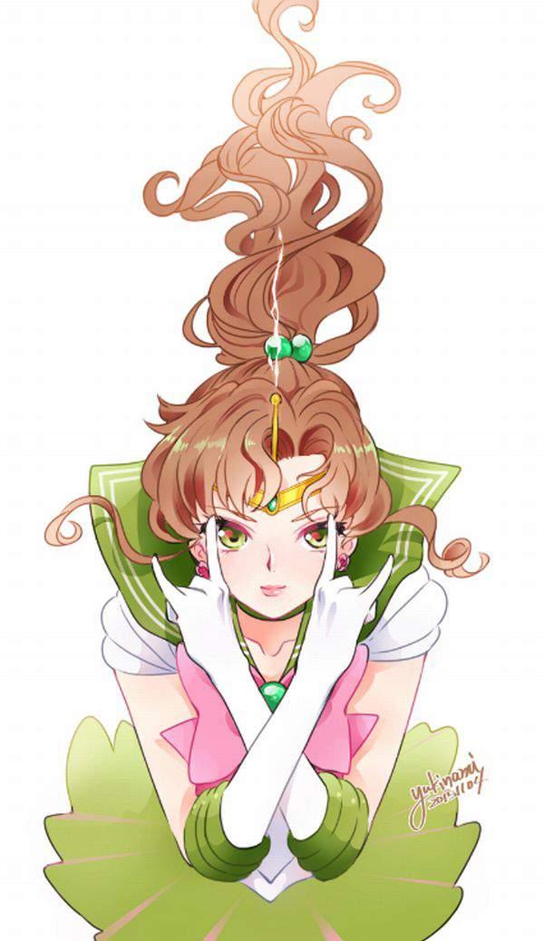 【美少女戦士セーラームーン】木野まこと(きのまこと)のエロ画像【セーラージュピター】【29】