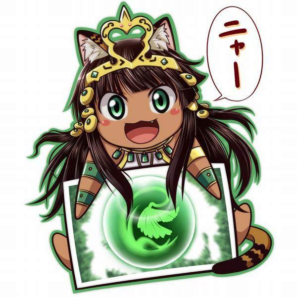 【パズドラ】バステト(Bastet)のエロ画像【Puzzle&Dragons】【15】