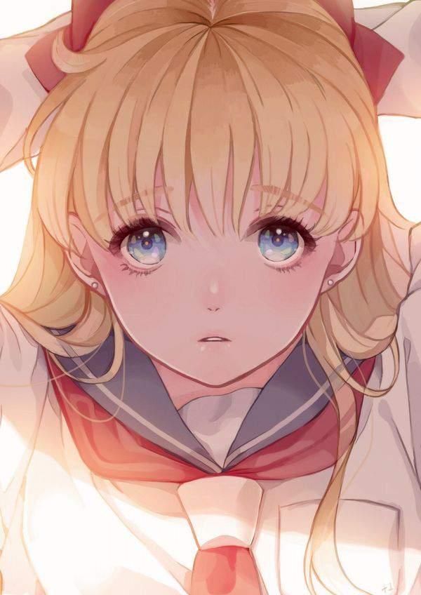 【美少女戦士セーラームーン】愛野美奈子(あいのみなこ)のエロ画像【セーラーヴィーナス】【19】