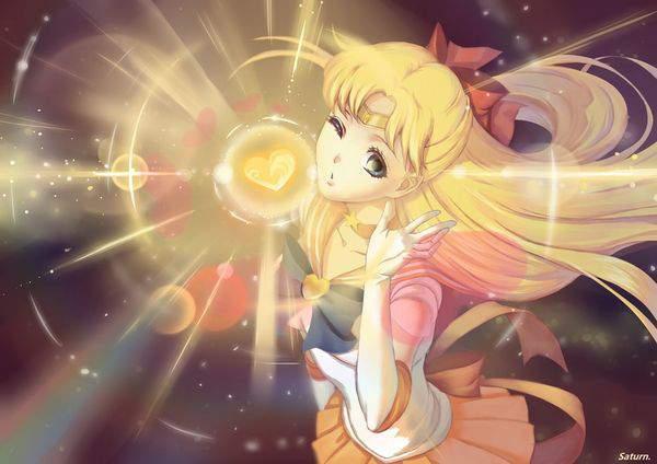 【美少女戦士セーラームーン】愛野美奈子(あいのみなこ)のエロ画像【セーラーヴィーナス】【21】
