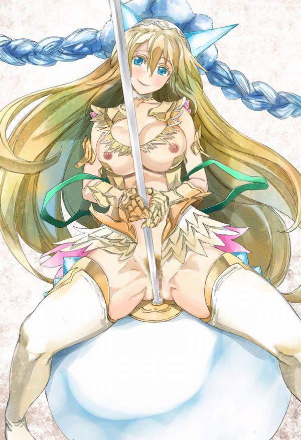 【パズドラ】麒麟の化身・サクヤのエロ画像【Puzzle&Dragons】【11】