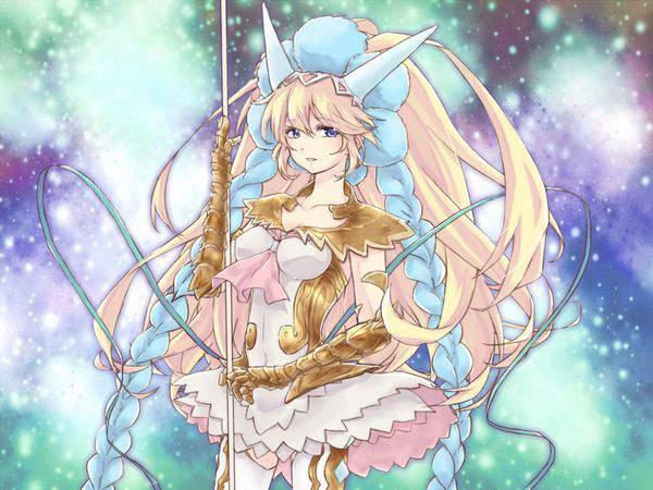 【パズドラ】麒麟の化身・サクヤのエロ画像【Puzzle&Dragons】【42】