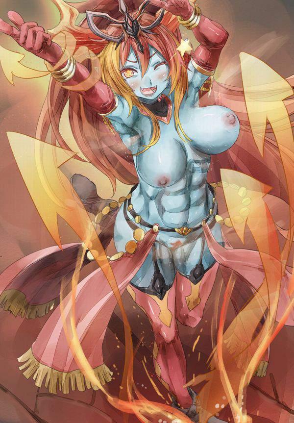 【パズドラ】ヘラ(Hera)のエロ画像【Puzzle&Dragons】【3】