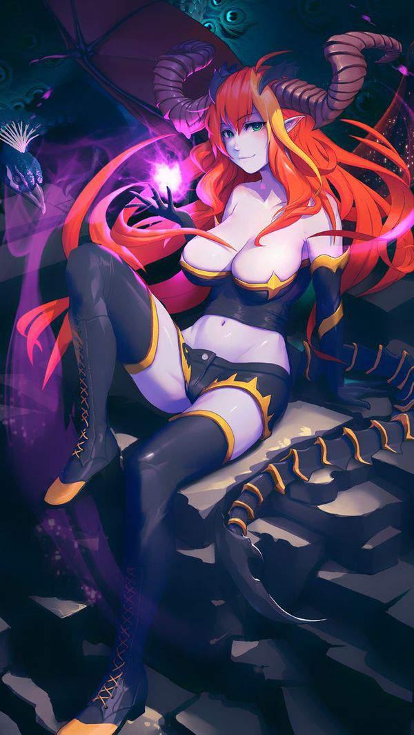 【パズドラ】ヘラ(Hera)のエロ画像【Puzzle&Dragons】【22】