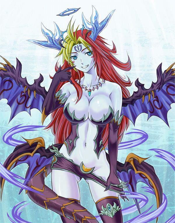 【パズドラ】ヘラ(Hera)のエロ画像【Puzzle&Dragons】【25】