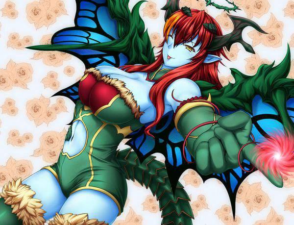 【パズドラ】ヘラ(Hera)のエロ画像【Puzzle&Dragons】【32】