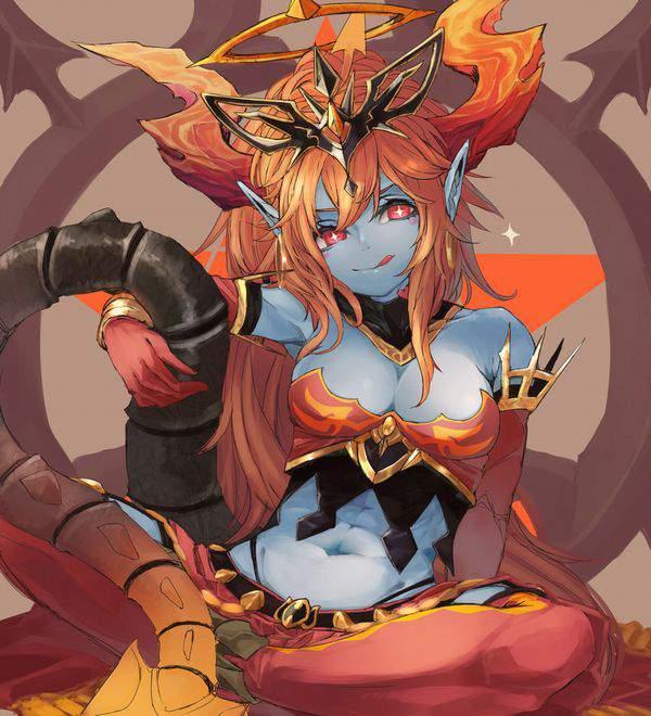 【パズドラ】ヘラ(Hera)のエロ画像【Puzzle&Dragons】【40】