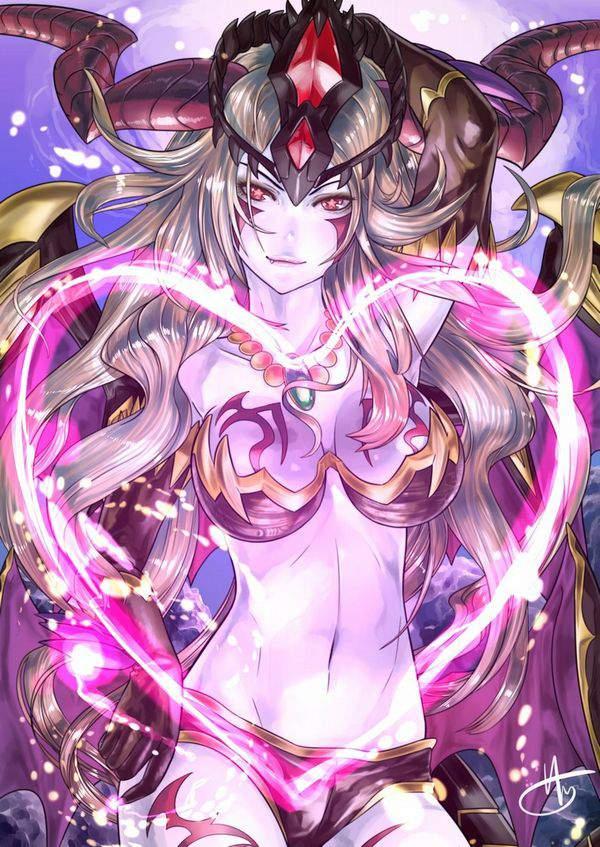 【パズドラ】ヘラ(Hera)のエロ画像【Puzzle&Dragons】【42】