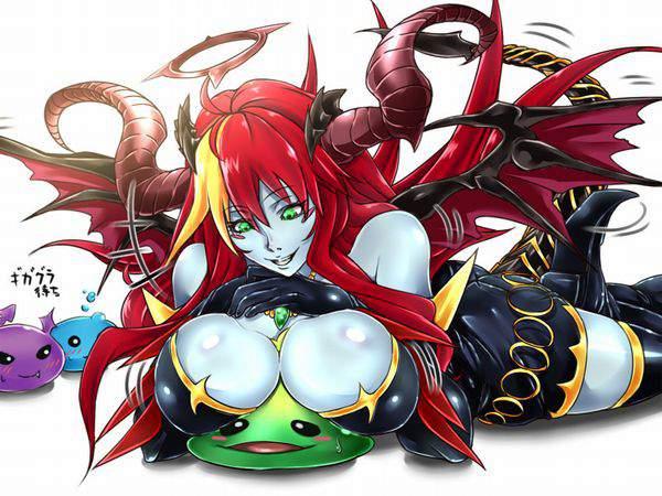 【パズドラ】ヘラ(Hera)のエロ画像【Puzzle&Dragons】【47】