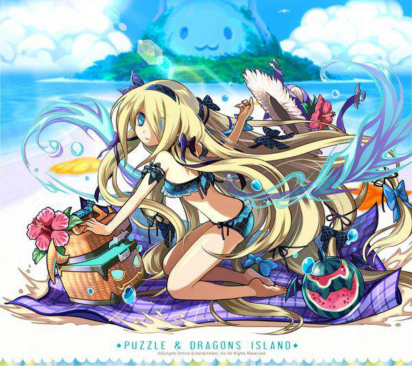 【パズドラ】パンドラ(Pandora)のエロ画像【Puzzle&Dragons】【23】