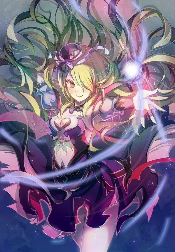 【パズドラ】パンドラ(Pandora)のエロ画像【Puzzle&Dragons】【39】