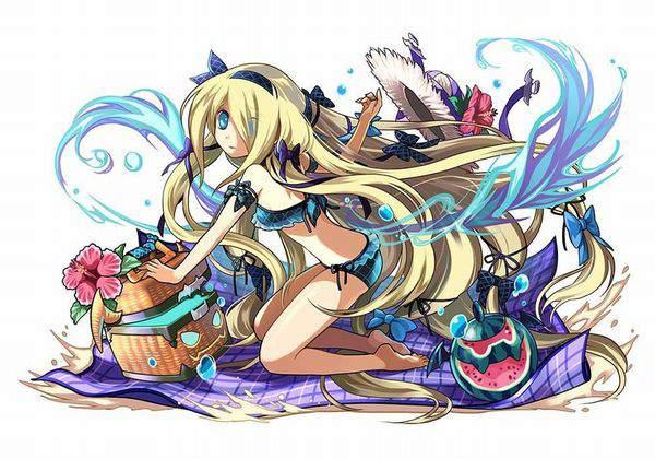 【パズドラ】パンドラ(Pandora)のエロ画像【Puzzle&Dragons】【44】