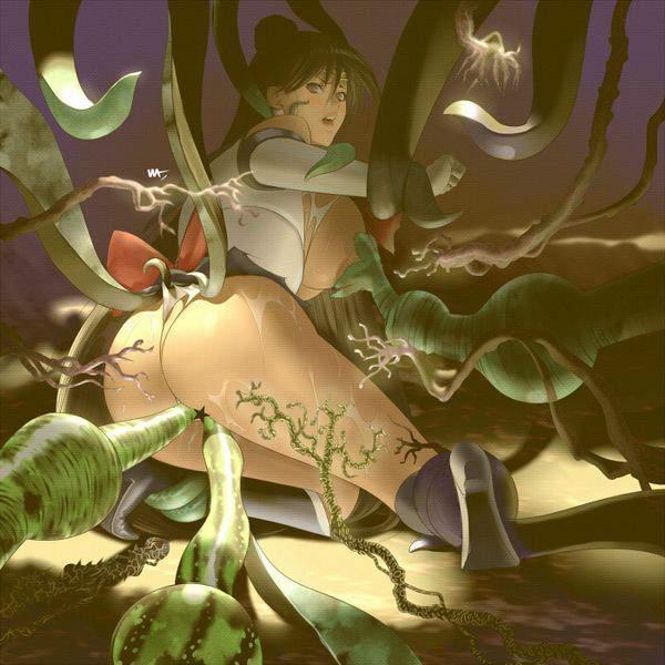 【美少女戦士セーラームーン】冥王せつな(めいおうせつな)のエロ画像【セーラープルート】【6】