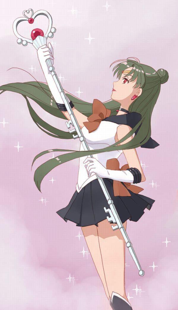 【美少女戦士セーラームーン】冥王せつな(めいおうせつな)のエロ画像【セーラープルート】【22】
