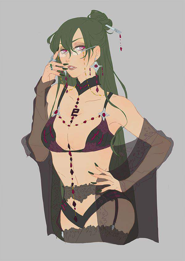 【美少女戦士セーラームーン】冥王せつな(めいおうせつな)のエロ画像【セーラープルート】【27】