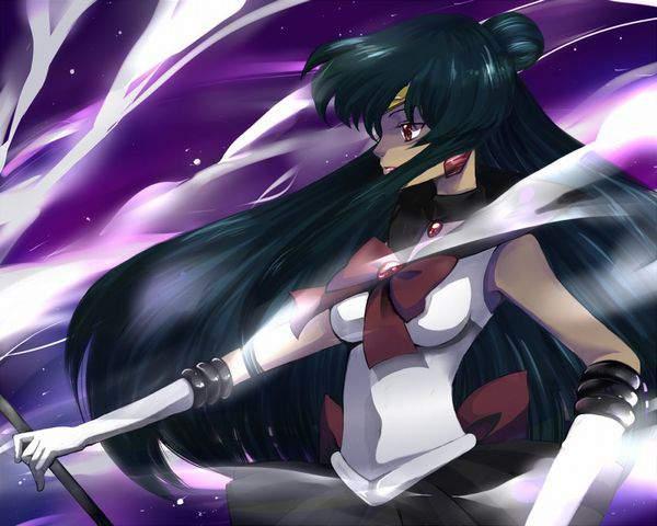 【美少女戦士セーラームーン】冥王せつな(めいおうせつな)のエロ画像【セーラープルート】【47】