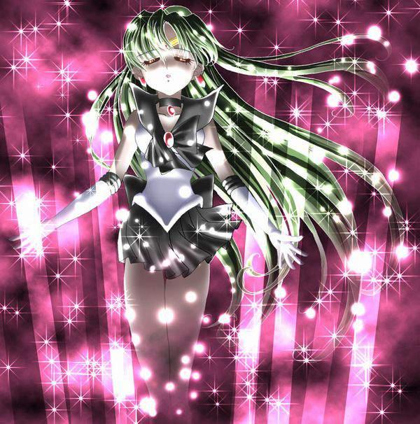 【美少女戦士セーラームーン】冥王せつな(めいおうせつな)のエロ画像【セーラープルート】【50】