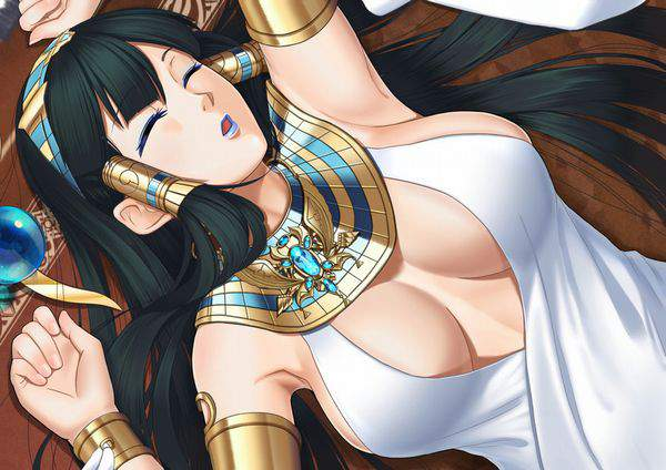 【パズドラ】イシス(Isis)のエロ画像【Puzzle&Dragons】【41】