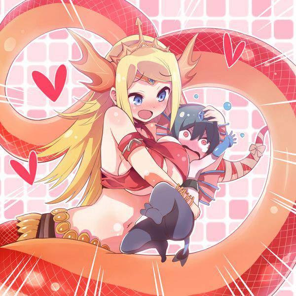 【パズドラ】エキドナ(Echidna)のエロ画像【Puzzle&Dragons】【6】