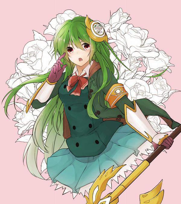 【パズドラ】アテナ(Athena)のエロ画像【Puzzle&Dragons】【19】