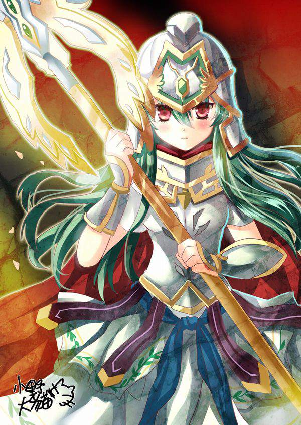 【パズドラ】アテナ(Athena)のエロ画像【Puzzle&Dragons】【32】