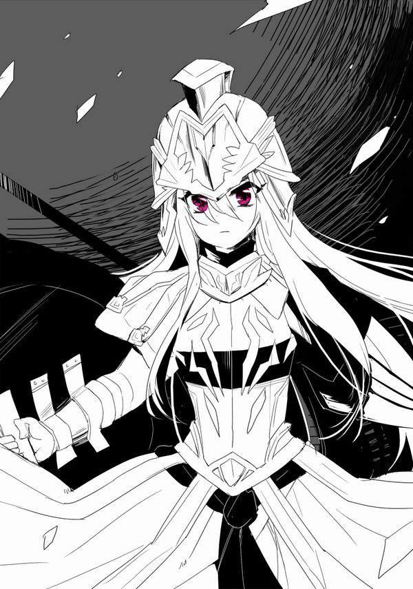 【パズドラ】アテナ(Athena)のエロ画像【Puzzle&Dragons】【33】