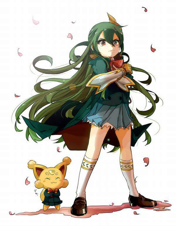 【パズドラ】アテナ(Athena)のエロ画像【Puzzle&Dragons】【40】
