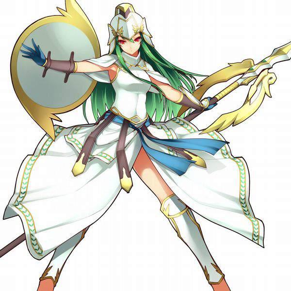 【パズドラ】アテナ(Athena)のエロ画像【Puzzle&Dragons】【41】