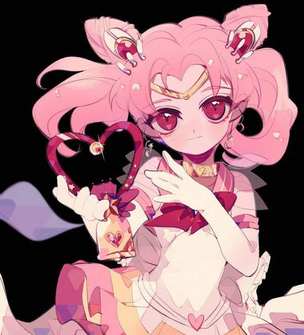 【美少女戦士セーラームーン】ちびうさのエロ画像【セーラーちびムーン】【27】