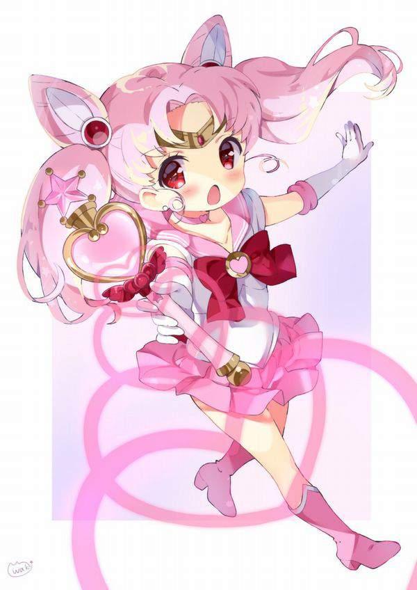 【美少女戦士セーラームーン】ちびうさのエロ画像【セーラーちびムーン】【40】