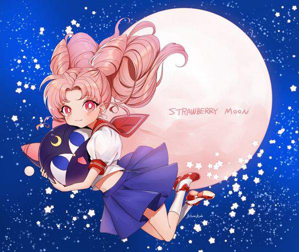 【美少女戦士セーラームーン】ちびうさのエロ画像【セーラーちびムーン】【44】