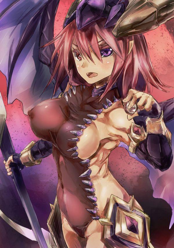 【パズドラ】ソニア(Sonia)のエロ画像【Puzzle&Dragons】【14】