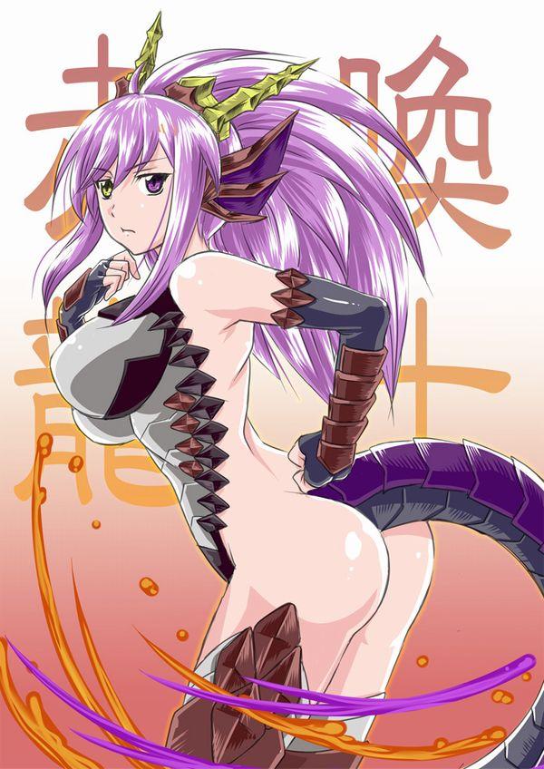 【パズドラ】ソニア(Sonia)のエロ画像【Puzzle&Dragons】【15】