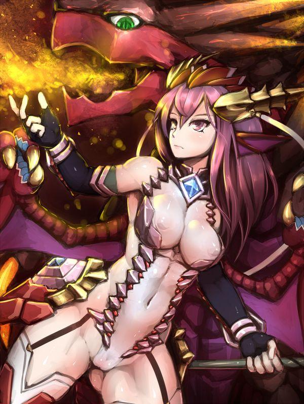 【パズドラ】ソニア(Sonia)のエロ画像【Puzzle&Dragons】【16】