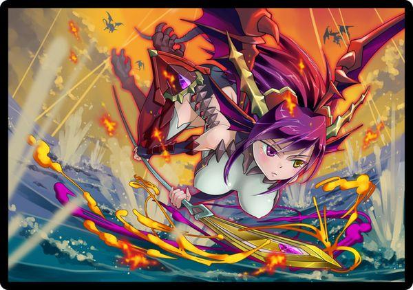 【パズドラ】ソニア(Sonia)のエロ画像【Puzzle&Dragons】【21】