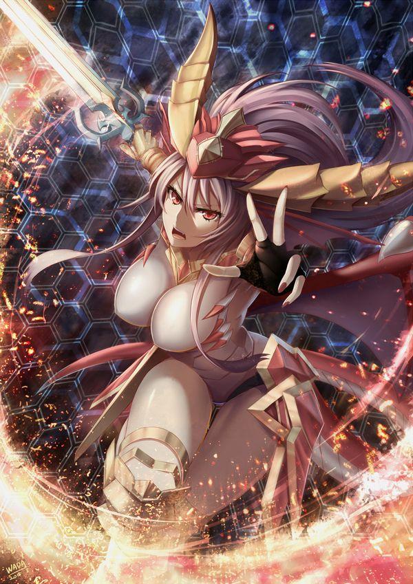 【パズドラ】ソニア(Sonia)のエロ画像【Puzzle&Dragons】【41】