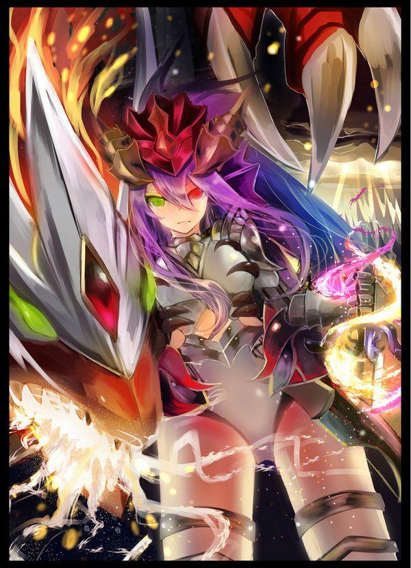 【パズドラ】ソニア(Sonia)のエロ画像【Puzzle&Dragons】【42】