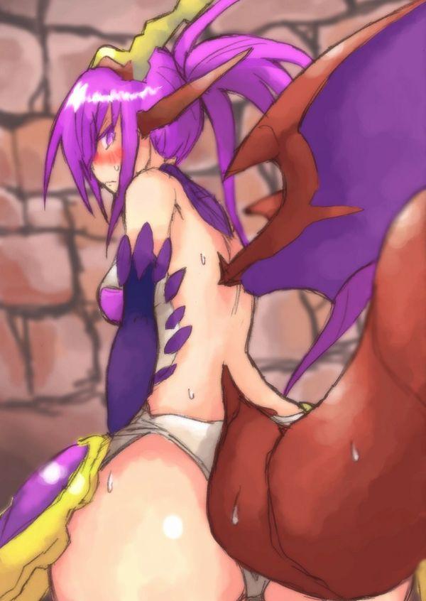 【パズドラ】ソニア(Sonia)のエロ画像【Puzzle&Dragons】【49】
