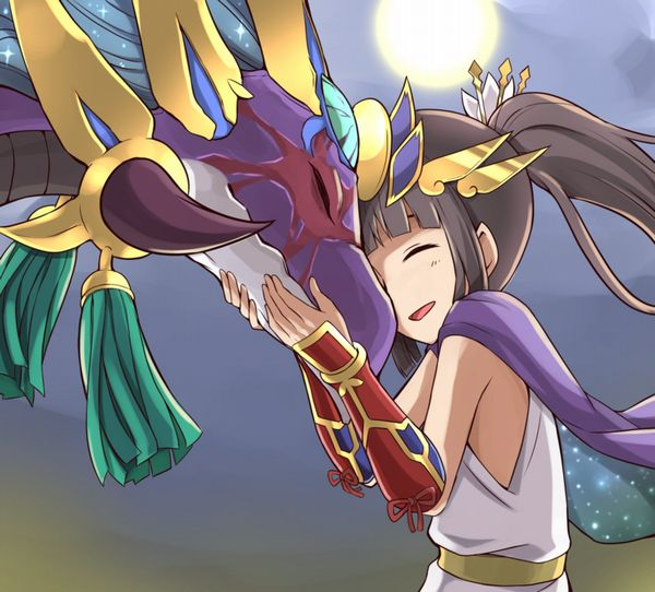 【パズドラ】ツクヨミのエロ画像【Puzzle&Dragons】【12】